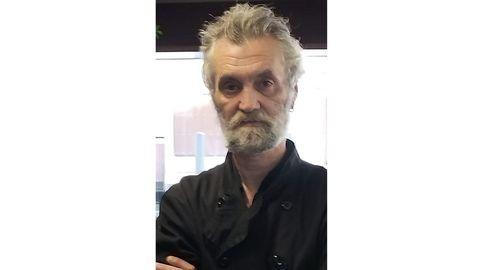 Alberto Cora Alcaraz, propietario de Thundergreen-Bar Vegano (Avilés)