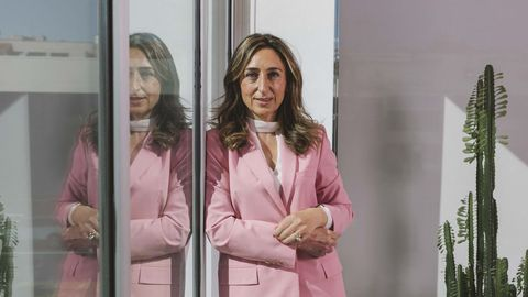 Mónica Chao, directora de sostenibilidad de IKEA y presidenta de WAS