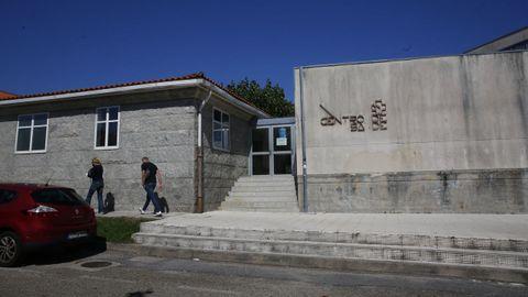 Centro de salud y PAC de Baltar, en Sanxenxo