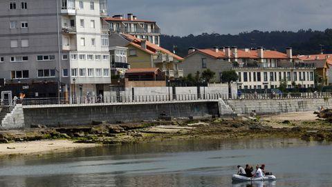 La zona de Coroso es una de las más cotizadas, con pisos que rondan entre los 2.500 y los 3.000 euros el mes de agosto