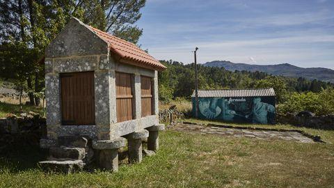 En Puxedo el propio es un museo al aire libre en torno al ciclo del pan