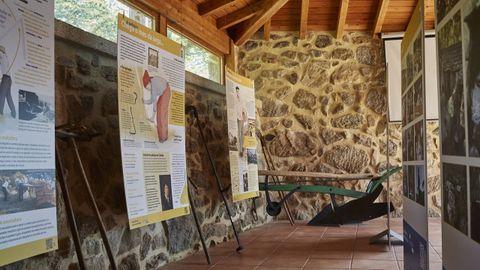 En Puxedo es posible visitar el centro interpretativo, previo aviso