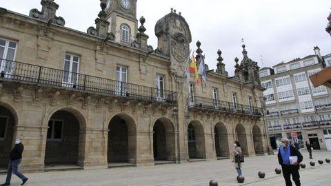 El Concello de Lugo