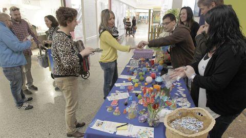 Actividad de Aspanaes sobre el autismo, en una imagen de archivo