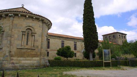 Una de las actividades del programa girará en torno a la historia del monasterio de Ferreira