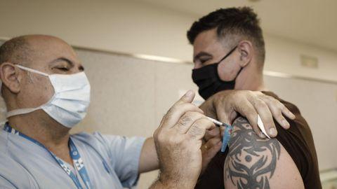 Vacunaciones esta semana en el Hospital Público da Mariña