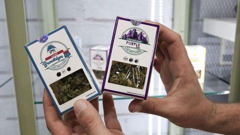 Varios de los productos que se venden en Joynt Lugo