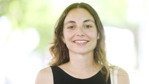 Laura Méndez | La Playita Studio | Coordinadora de las campañas. «Era unha maneira de dicir: ?Como me gusta ser de aquí' despois de vivir un tempo fora».