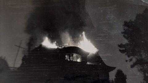 Incendio de las Bailly en el 69, a partir de ahí comenzó su abandono