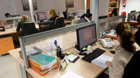 Imagen de archivo de la oficina del 010