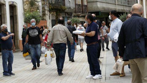 Imagen de Ribeira, concello que lleva dos semanas sin registrar ningún positivo