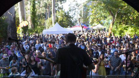 Festival Sinsal SON Estrella Galicia de 2019, en San Simón