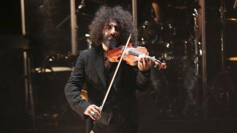 Malikian reconoce que de joven practicaba el violín a diario entre diez y doce horas.