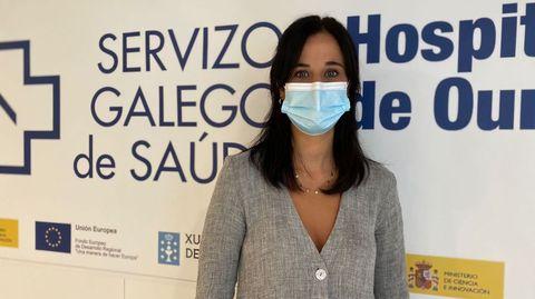 Elena Freiría es residente en Anestesia y Reanimación