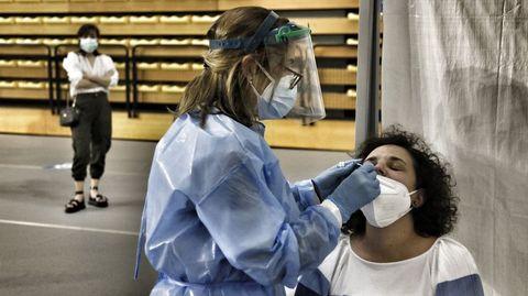 En las últimas dos semanas se han intensificado los cribados en el área sanitaria