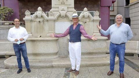 Presentación, este martes, das visitas teatralizadas, co alcalde e o edil de Turismo
