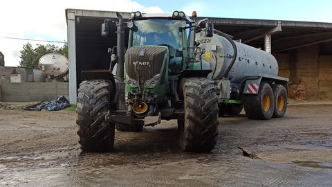 El alto grado de mecanización de las granjas tiene una repercusión directa en los desembolsos