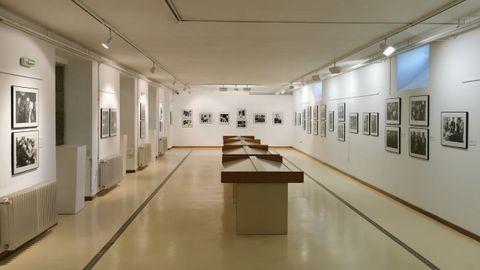 La muestra se encuentra en la Sala de Exposiciones del Edificio Santa Leonor