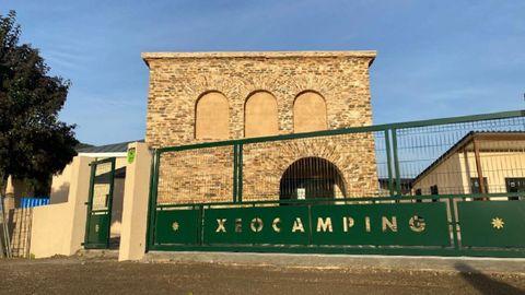 El edificio del museo de la minería romana se construyó el año pasado