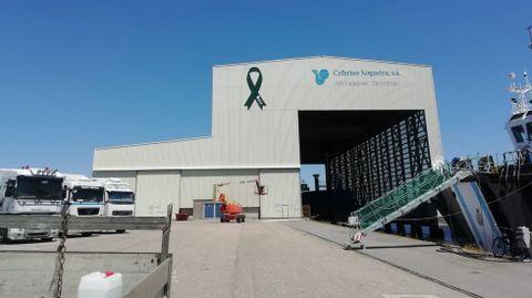 Terminal cubierta de Nogar en Marín