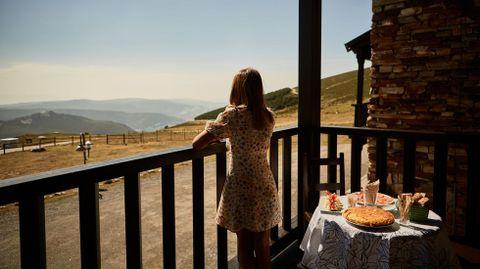 Así es el hotel más alto de Galicia