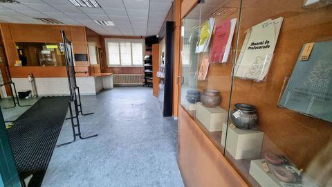 El museo se trasladó a su actual emplazamiento a principios de la pasada década