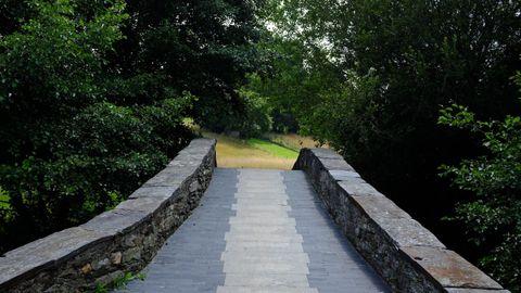 As Pontes, de camiño á Terra Chá.