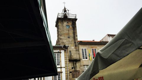 Pontedeume, tan vencellado á historia de Galicia.