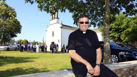 Rodríguez Couce admite que os horarios dos gandeiros non son sempre compatibles co interese por ir á misa