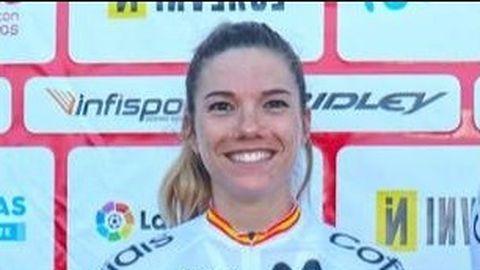Ane Santesteban defendió el maillot español en Tokio