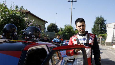 Pardo volvió a dominar su clase en la cita con el Campeonato Europeo en Roma