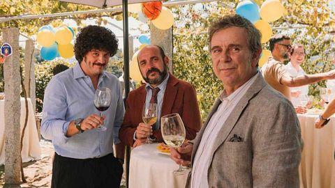 Fotograma de la película «Cuñados»