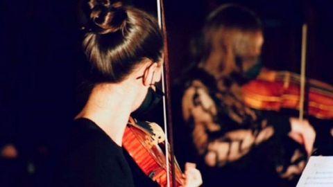 El conjunto Concerto das Donas actúa en el ciclo Clásicas no Gafos