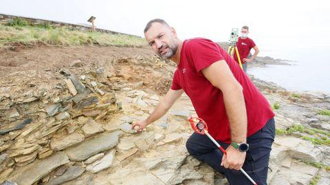 Comenzó la segunda fase de excavación en el yacimiento de Carreiro-Marzán