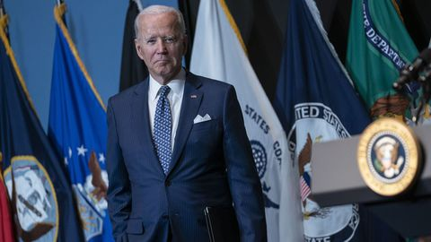 Joe Biden , presidente de EE.UU.