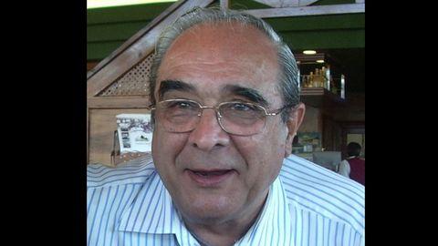 El profesor José Manuel Orrego Julián, exdirector de los colegios El Cristo y Buenavista I