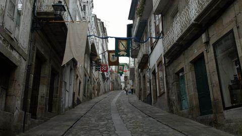 Casco histórico de Betanzos.