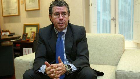 Francisco Granados, exsecretario general del PP madrileño, en una imagen de archivo