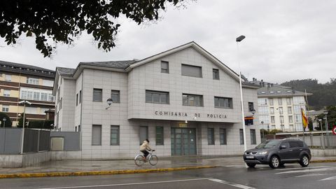 Comisaría de la Policía Nacional en Viveiro