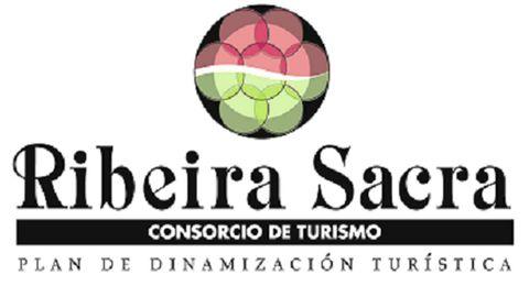 Logotipo que utiliza el consorcio de turismo de la Ribeira Sacra