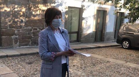 La concejala socialista Juana Ageitos pide que no se desmantele el centro de iniciativas empresariales