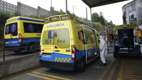 En el hospital Montecelo había este viernes 29 pacientes covid en planta y 6 graves en unidades de críticos