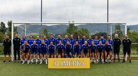 Plantilla del Real Oviedo Femenino