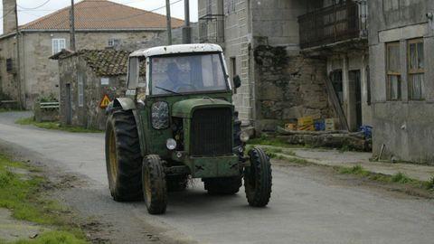 La antigüedad del parque de tractores es una de las razones que están detrás de algunos accidentes