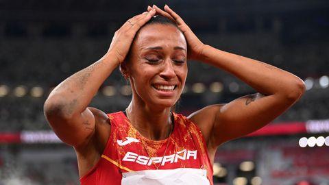 Ana Peleteiro da al atletismo gallego la primera medalla de la historia