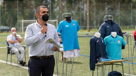 Alberto Todosantos, socio fundador, presentó el proyecto