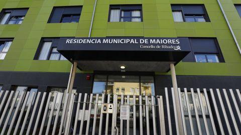 Residencia de mayores de Ribadeo