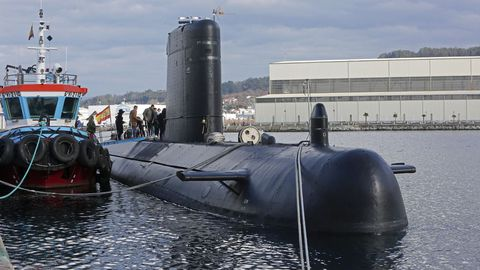 Uno de los textos aborda la existencia de submarinos alemanes hundidos frente a las costas gallegas