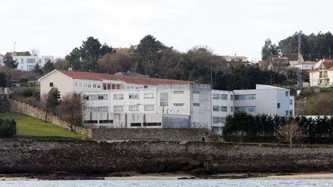 Imagen de archivo del centro pobrense