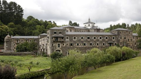 Samos Monastery.